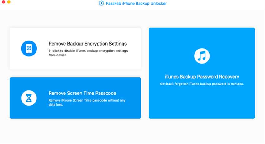 remove screen time passcode on mac
