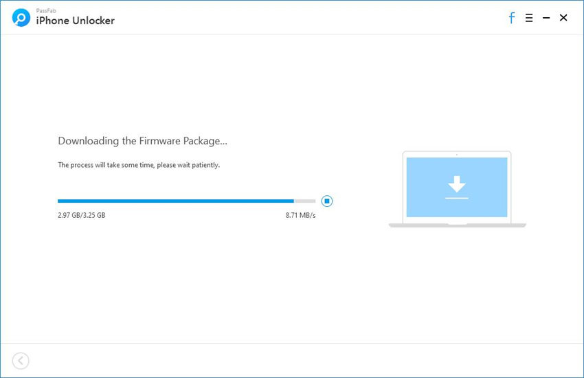 downloading firware package